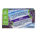 Capri Sun Roarin Waters Grape 10CT of 6oz EA