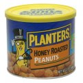 Planters Honey Roasted Peanuts 12 oz