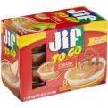 Jif To Go Creamy Peanut Butter  8Pk 12oz PKG
