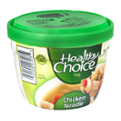 Healthy Choice Chicken Noodle Microwavable Soup 14oz Cup