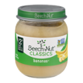 Beech-Nut Stage 2 Fruits Bananas 4oz Jar