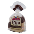 Toufayan Whole Wheat Pita Bread 6Ct PKG
