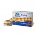 White Castle Hamburgers Microwaveable 6CT 9.5oz