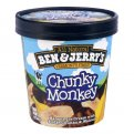 Ben & Jerry's Ice Cream Chunky Monkey 1 Pint