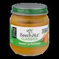 Beech-Nut Stage 2 Sweet Potatoes 4oz Jar