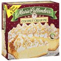Marie Callender's Coconut Cream Pie 38oz PKG