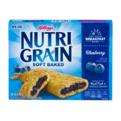 Kellogg's Nutri-Grain Cereal Bars Blueberry 8CT 10.4oz Box