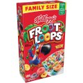 Kellogg's Froot Loops Cereal 21.7oz Box