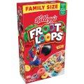 Kellogg's Froot Loops Cereal 21.7oz Box