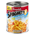 Campbell's SpaghettiOs Plus Calcium 14.2oz Can