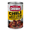 Campbell's Chunky Chili Beef with Bean Roadhouse 19oz Can
