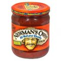 Newman's Own All Natural Salsa Chunky Medium 16oz Jar