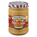 Smucker's Natural Peanut Butter Chunky 16oz Jar