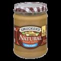 Smucker's Natural Peanut Butter Creamy 16oz Jar