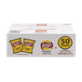 Lay's Potato Chips Snack Bags 50CT 1oz EA Bag