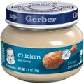 Gerber 2nd Foods Chicken with Chicken Gravy 2.5oz Jar