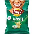 Lay's Wavy Potato Chips Ranch 9.5oz Bag