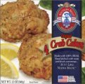 Shaw's Southern Belle Original Crab Cakes 4CT 12oz Box