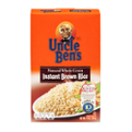 Uncle Ben's Rice Brown Instant Whole Grain 14oz Box