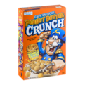 Quaker Cap'n Crunch Cereal Peanut Butter 17.1oz Box