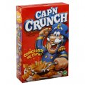 Quaker Cap'n Crunch Cereal 20oz Box