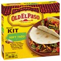 Old El Paso Dinner Kit Soft Tacos 10CT 12.5oz Box