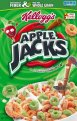 Kellogg's Apple Jacks Cereal 12.2oz Box