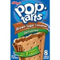Kellogg's Pop-Tarts Brown Sugar Cinnamon Unfrosted 8CT 14oz Box