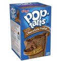 Kellogg's Pop-Tarts Frosted Chocolate Fudge 8CT 14.7oz Box