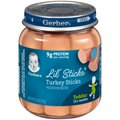 Gerber Graduates Lil Sticks Turkey 2.5oz Jar