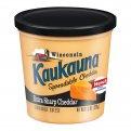 Kaukauna Spreadable Extra Sharp Cheddar Cheese 12.6oz Tub