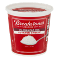 Breakstone's Cottage Cheese 4% Small Curd 24oz Tub