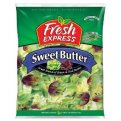 Fresh Express Salad Sweet Butter 6.5oz Bag