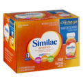 Similac Sensitive Infant Formula Ready To Feed with Iron for Fussiness & Gas 6PK of 8oz BTLS