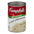Campbell's Condensed Soup 98% Fat Free Cream of Mushroom Soup 10.7oz Can