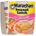 Maruchan Instant Lunch Shrimp Flavor Ramen Noodles 2.25oz PKG