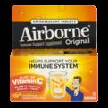 Airborne Effervescent Health Formula Tablets Zesty Orange 10CT