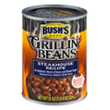 Bush's Grillin Beans Steakhouse Recipe 22oz Can