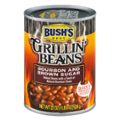 Bush's Grillin Beans Bourbon & Brown Sugar 22oz Can
