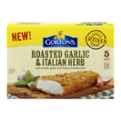Gorton's Fish Fillets Breaded Roasted Garlic & Italian Herb 5CT 11oz Box