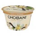 Chobani Non-Fat Greek Yogurt Vanilla 5.3oz Cup