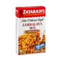 Zatarain's New Orleans Style Jambalaya Mix 8oz Box