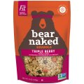Bear Naked All Natural Granola Triple Berry 12oz Bag