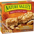 Nature Valley Sweet & Salty Nut Peanut Granola Bars 6 Bars 7.4oz