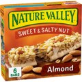 Nature Valley Sweet & Salty Nut Almond Granola Bars 6 Bars 7.4oz