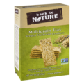Back To Nature Multigrain Flax Flatbread Crackers 5.5oz Box