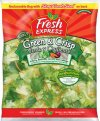 Fresh Express Salad Green & Crisp 11oz Bag