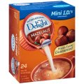 International Delight Creamer Hazelnut 24CT Single Serve PKG