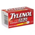 Tylenol Extra Strength Pain Reliever 500mg Caplets 100CT