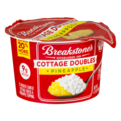 Breakstone's Cottage Cheese Doubles Pineapple 100 Calories 3.9oz